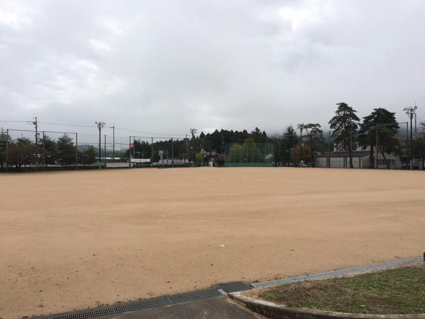 京丹波町バスケットボール協会主催  中学高校交流バスケットボール大会