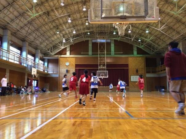 日吉丹波合同チーム、練習試合しました