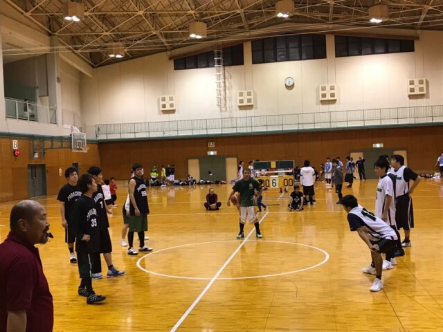 ミニバス秋季大会のちトワイライトカップ!一日中バスケ三昧。