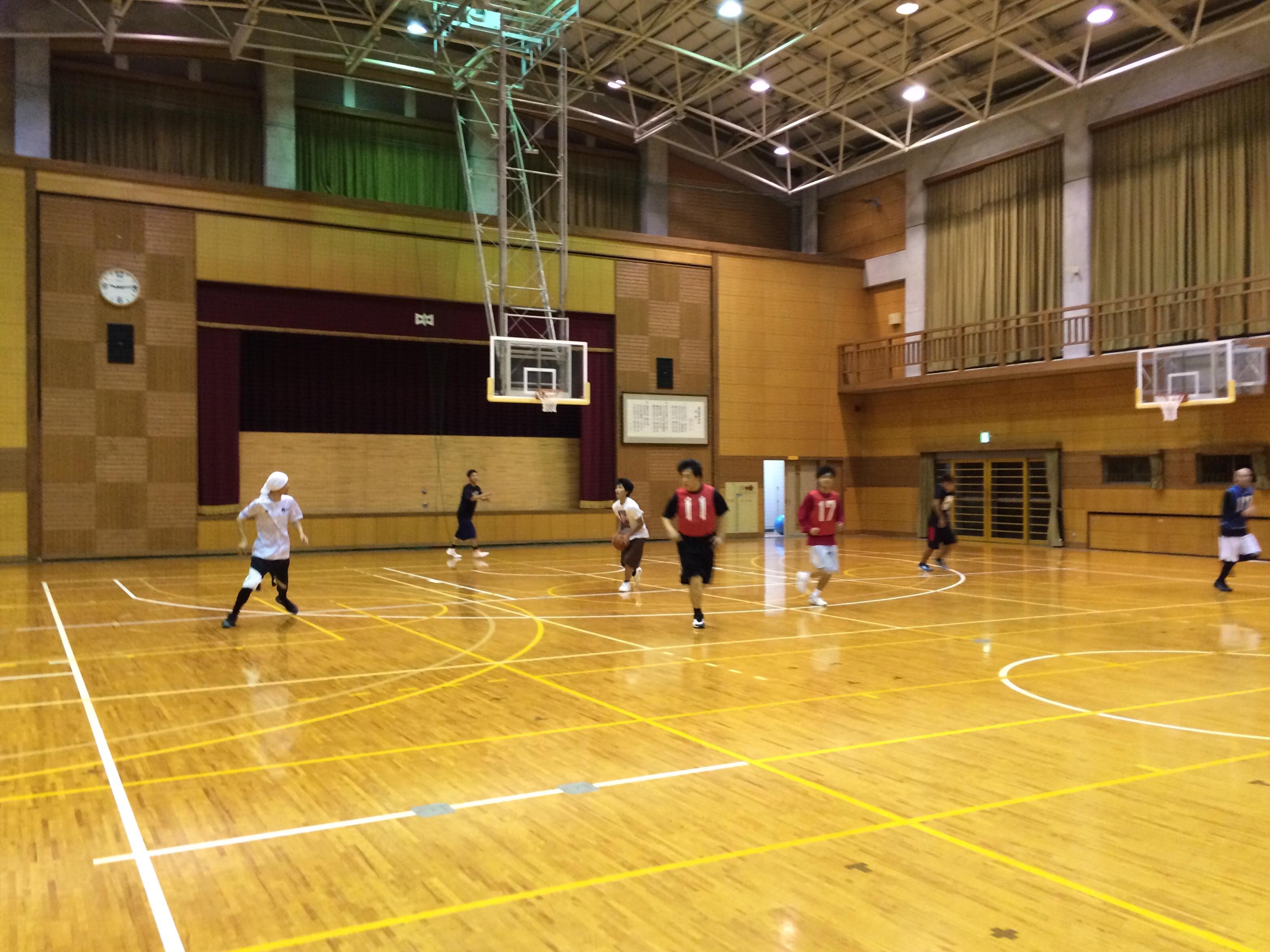 京丹波籠球会の総会やりました