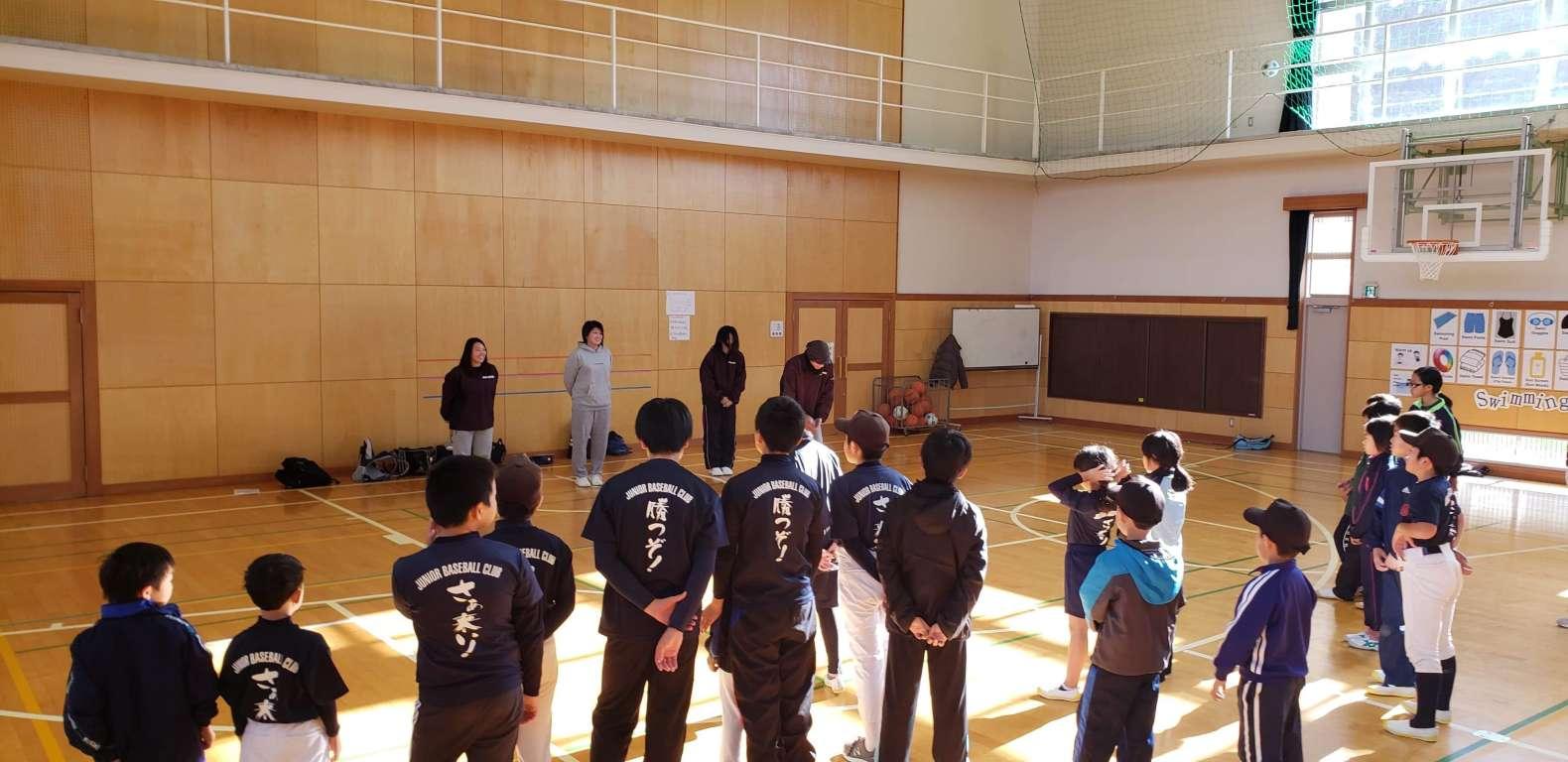 京丹波ブラックビーンズ 今年もバスケで地域貢献
