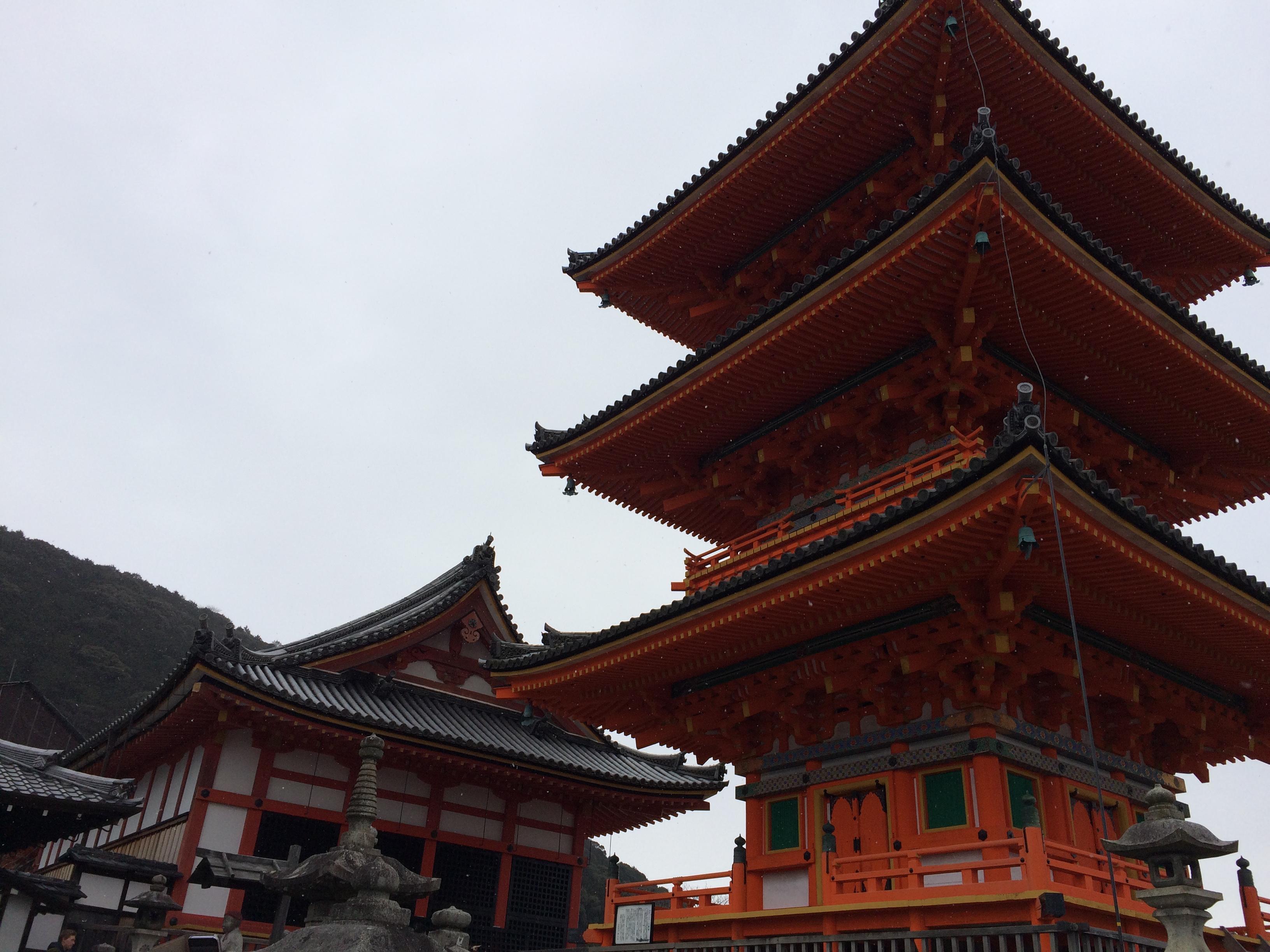 京都で旅ランするなら京都タワー大浴場を利用するべし!清水寺・無双心ラーメンプラン